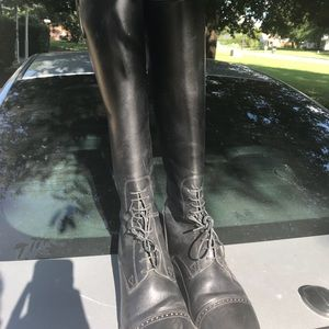 Ariat English tall boots Size:9
